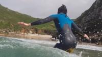bautismo escuela de surf llanes