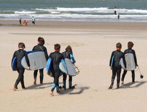 Escuela de surf Llanes – Clases