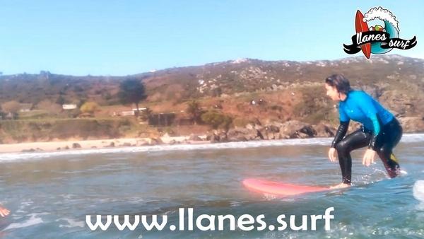 surfeando con llanes surf