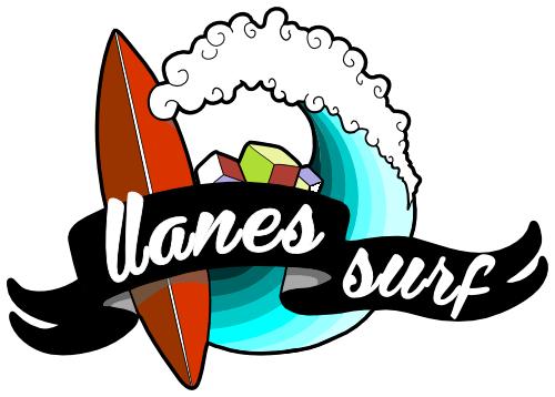 logo llanes surf
