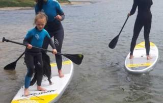 paddle surf con tu mascota