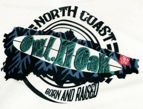 owl&oak con el surf de llanes