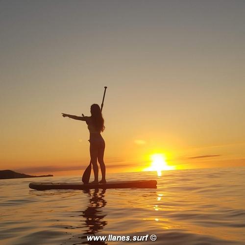 paddles surf llanes