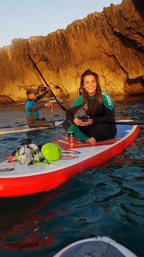 paddle surf llanes