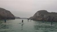 ruta de paddle surf